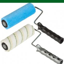 ROLLS FOR SURFACES PREPARED REGULARLY