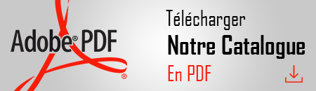 Télécharger le Catalogue en PDF